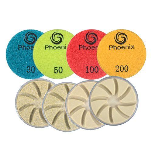 ceramic polishing pad