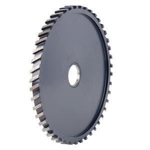 diamond milling wheel for granite