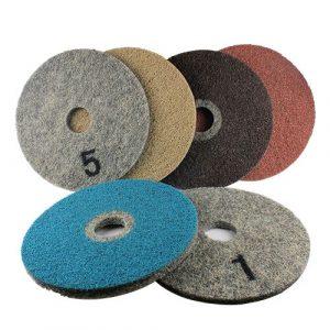 floor burnishing pad