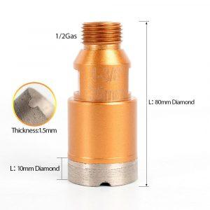 CNC thin wall core bit