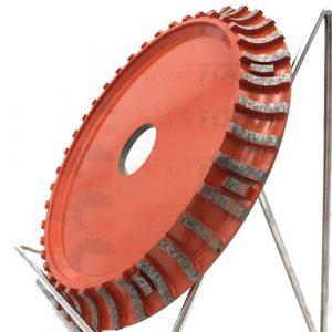 Diamond profile wheel (2)