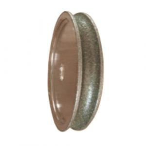V Type Electroplated Diamond Profile Wheel