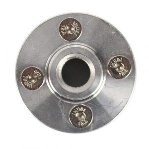 quad hole flush mount thread flange