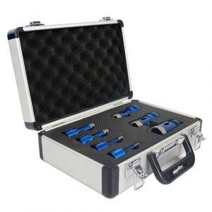diamond hole drill bit kit