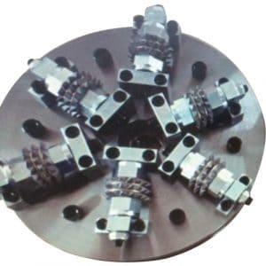 300mm double layer bush hammer in Tungsten
