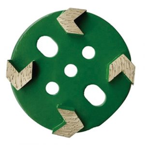 4 Inch Arrow Grinding Disc