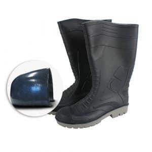 Steel Toe PVC Work Boots