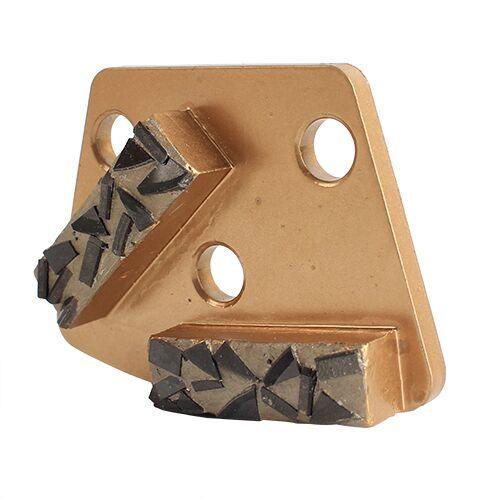 trapezoid pcd scraper